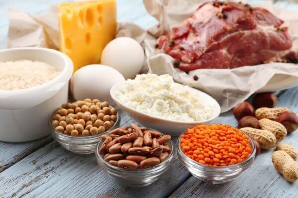 Продукты для меню белковой диеты на неделю