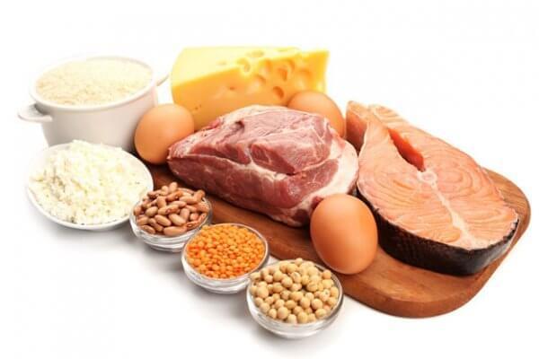 Продукты из которых состоит белковая диета