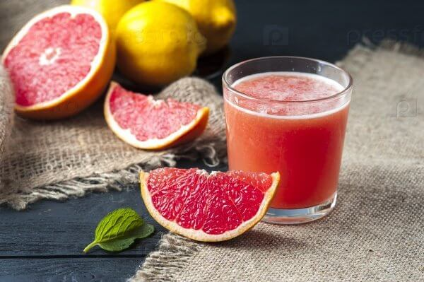 Трёх дневная диета на грейпфруте