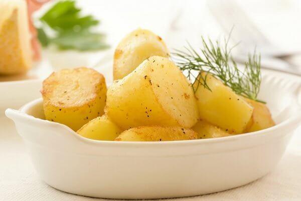 Плюсы картошки для диеты