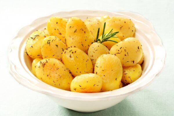 Картофель для диеты