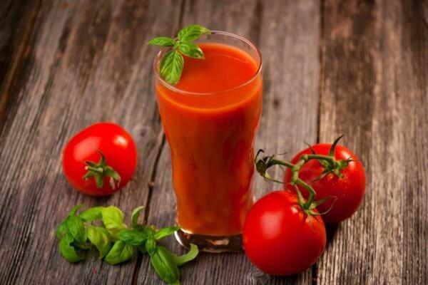 меню диеты на томатном соке