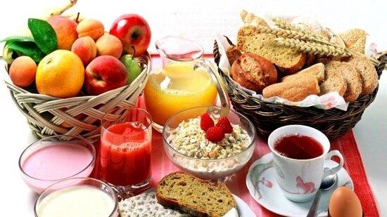 продукты в рационе диеты лесенка