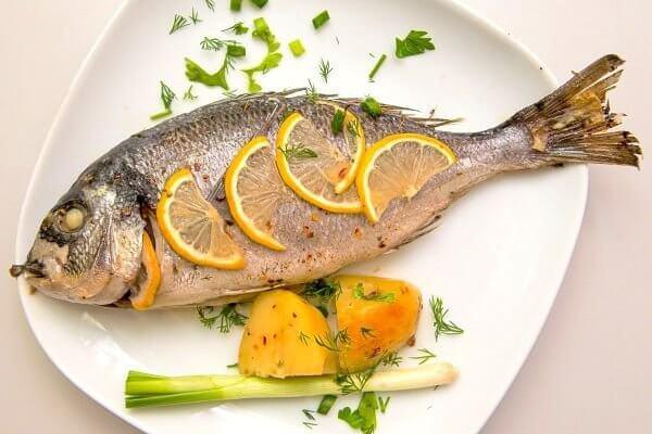 Чем полезна рыба на диете