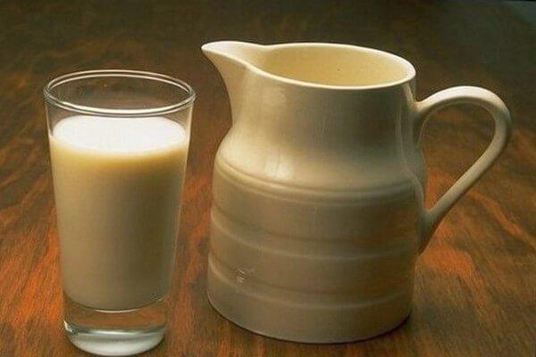 молокочайная диета