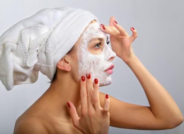 маски для лица от второго подбородка в домашних условиях