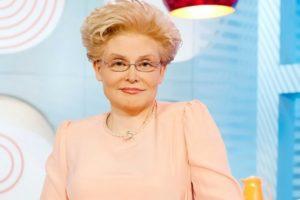 Елена Малышева и ее диета