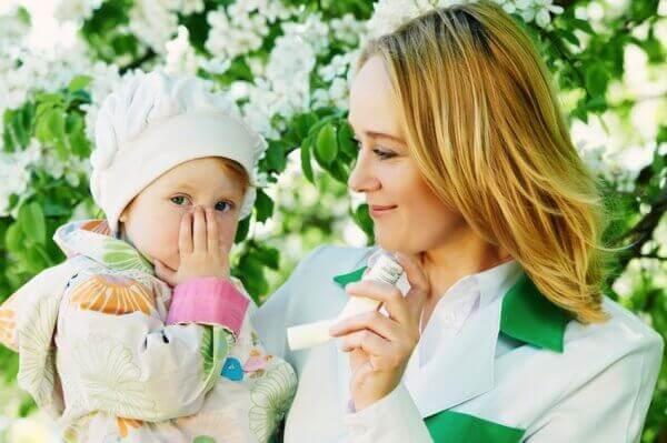 Детская бронхиальная астма