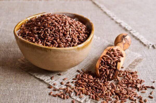 коричневый рис для снижения холестерина