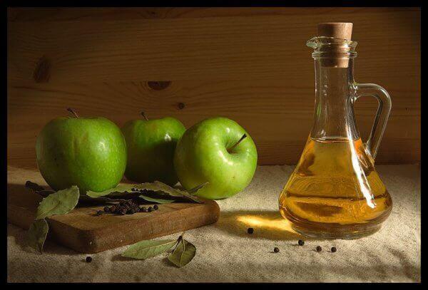 Cостав яблочного уксуса