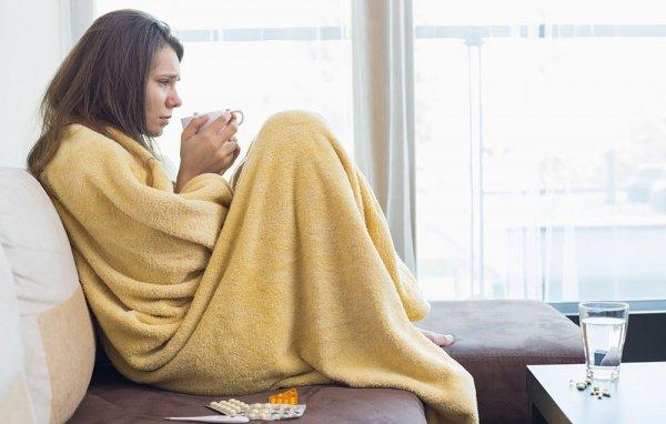 Диета при гриппе