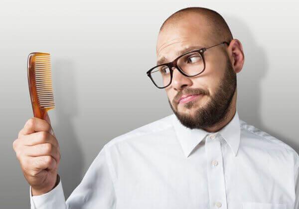 Как вылечить облысение у мужчин