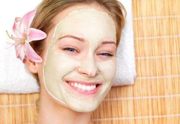 маска жирной кожи на лице