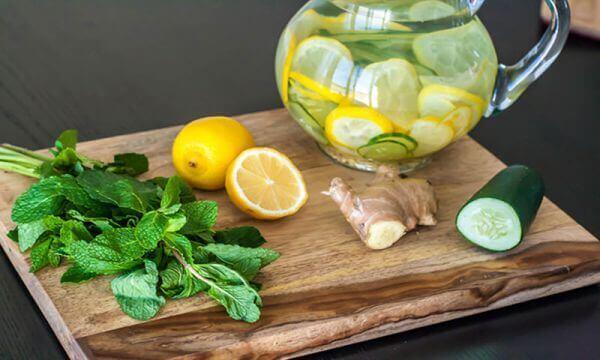 Как приготовить воду сасси для похудения в домашних условиях