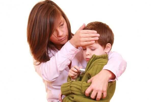 Как лечить тепловой удар у ребенка