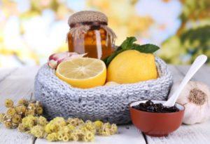 Продукты для укрепления имунитета