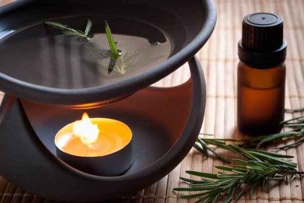 применение аромалампы при простуде