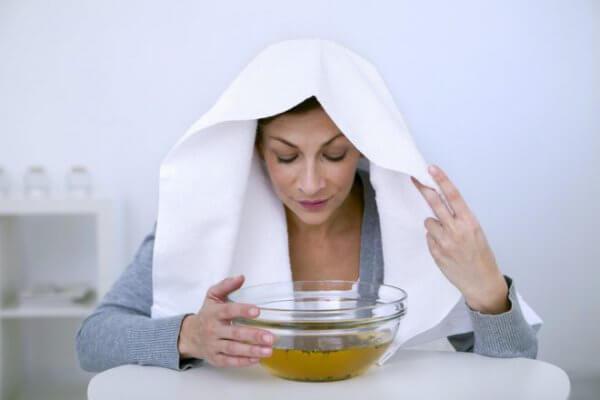 Как делается горячая ингаляция с эфирными маслами