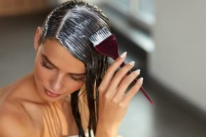 процедура для волос кератиновое выпрямление