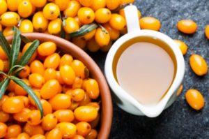 Уникальные лечебные свойства облепихового масла