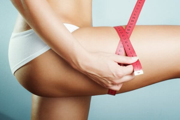 Как убрать жир на бедрах