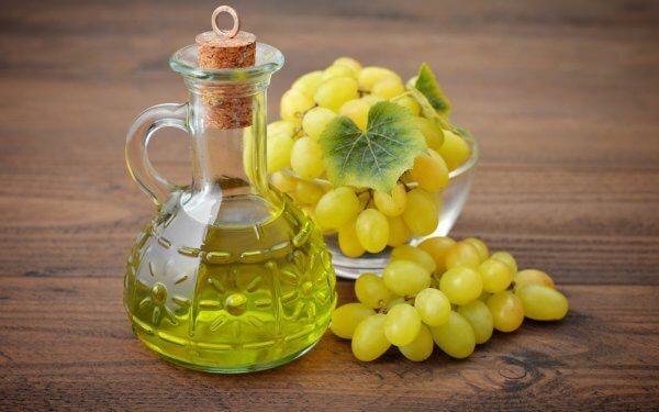 Виноград и его масло для улучшения волос