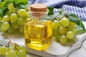 виноградное масло для головы и волос