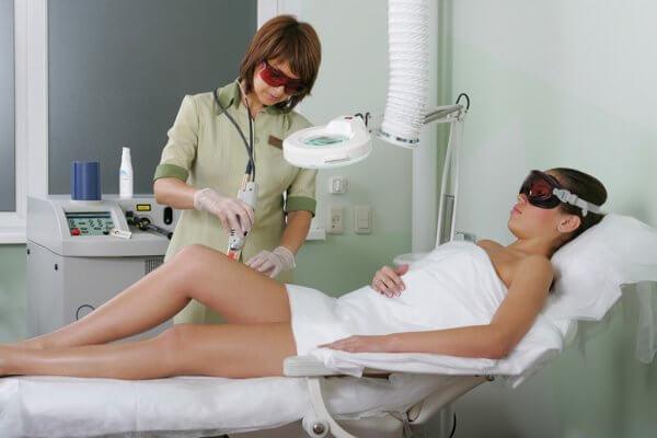 Лазерная эпиляция в косметологии