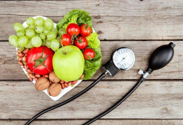 Картинка даш диеты