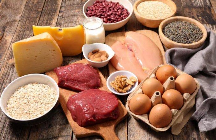 Разрешенные и запрещенные продукты на кетогенной диете