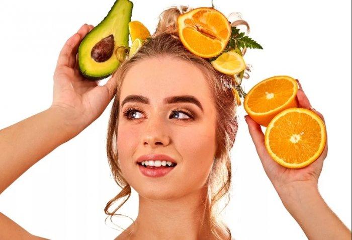 Полезные продукты от выпадения волос