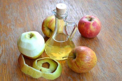 Яблочный уксус поможет при ожогах от солнца